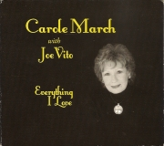Carole March with Joe Vito - Everything I Love - Cover Image